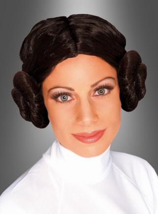 Prinzessin Leia Perücke Star Wars