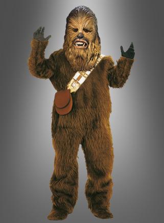 Chewbacca Kostüm für Erwachsene Star Wars