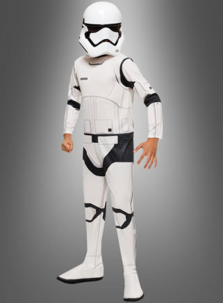 Stormtrooper Erste Ordnung Kinderkostüm