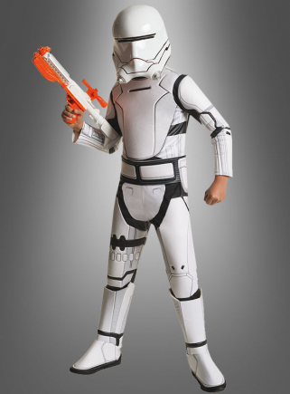 Deluxe Flametrooper Kinderkostüm Star Wars