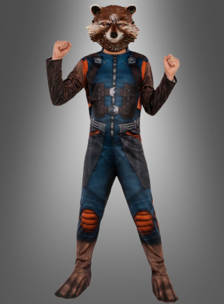 Kids Rocket Costume