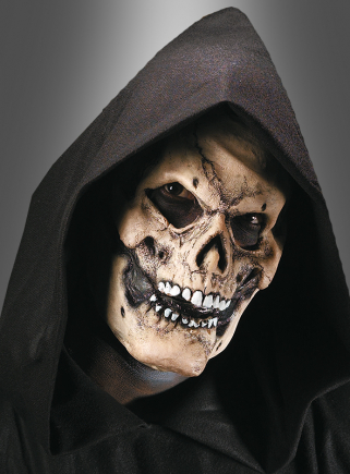 Latex Maskenset Totenkopf Skelett