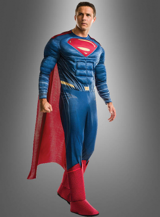 Superman Costume Origial Justice League