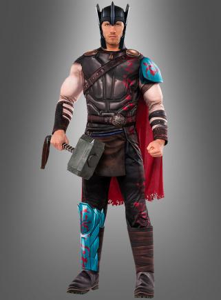 Thor Gladiator Kostüm für Herren 2-Teiler