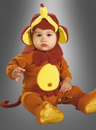 Baby Monkey see, Monkey do costume