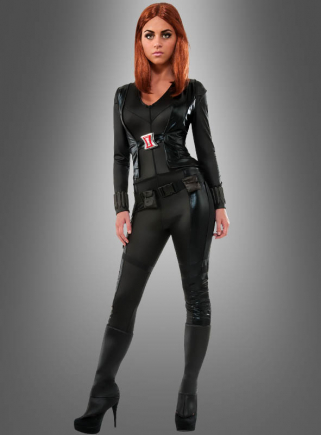 Black Widow Kostüm für Damen