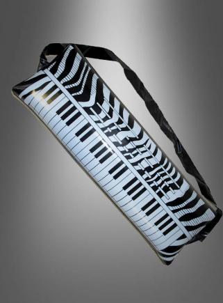 Aufblasbares Keyboard Pop Duo