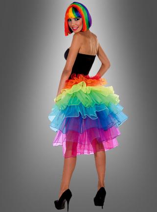 Rainbow Bustle Tutu