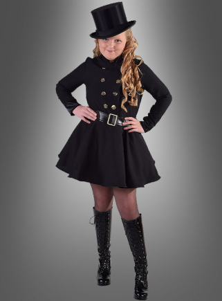 Chimney Sweeper Girl Costume