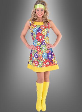 Hippie Dress Smile