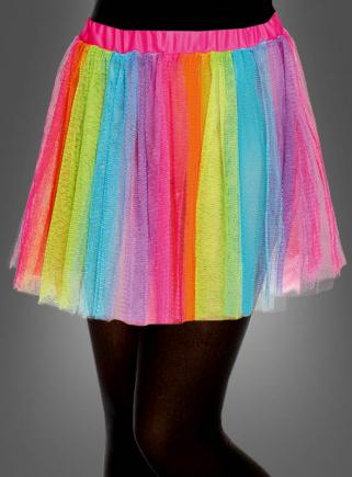 Rainbow Unicorn Tutu for Kids