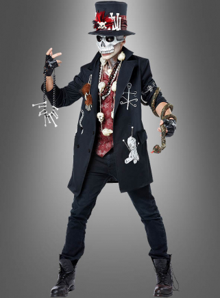 Voodoo Priest Costume for Men