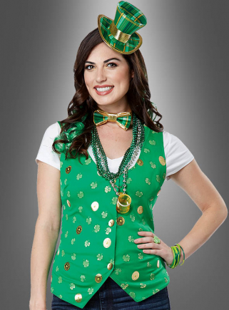 Irish Lucky Lady Costume Kit