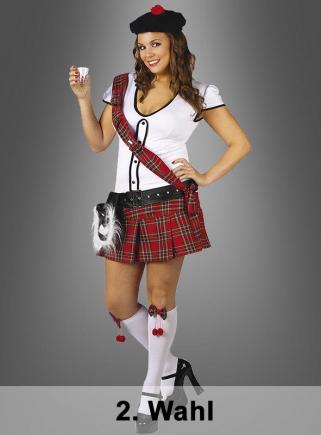 2. Wahl  XXL Schottin Kostüm