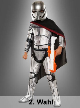 2. Wahl Deluxe Star Wars Phasma Kinderkostüm