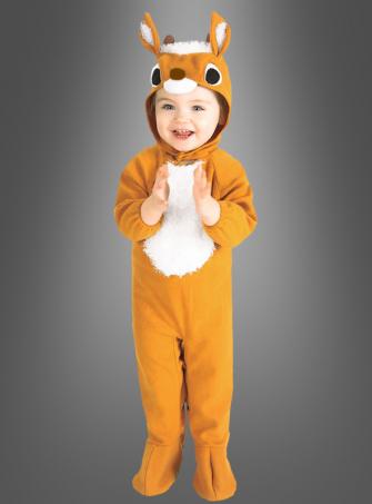 Rentier Kostüm für Kleinkind Weihnachten