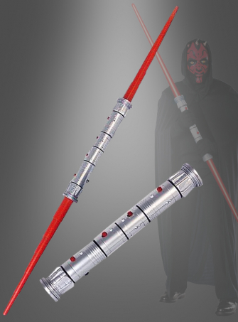 STAR WARS Darth Maul Laserschwert rot