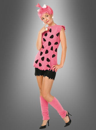 Deluxe Pebbles Flintstone Costume