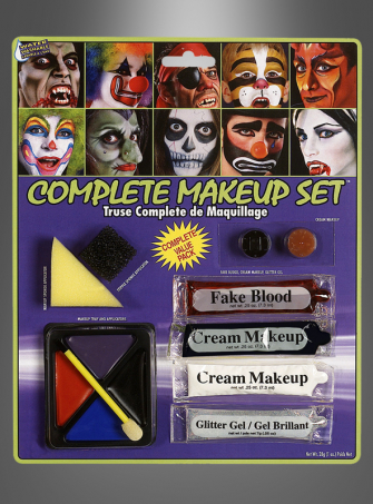 Komplett Make up Set - Schminkset
