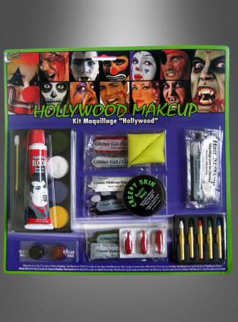 Hollywood Makeup Kit