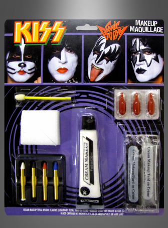 KISS Make Up Kit
