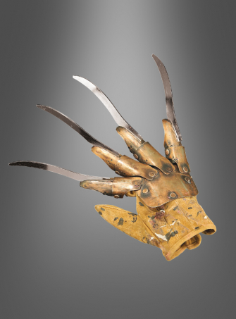 Deluxe Freddy Krueger Gloves