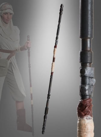 Rey Staff Star Wars Weapon