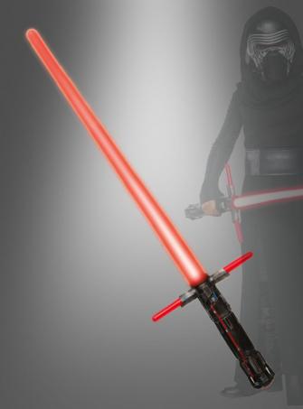 Kylo Ren Lichtschwert rot
