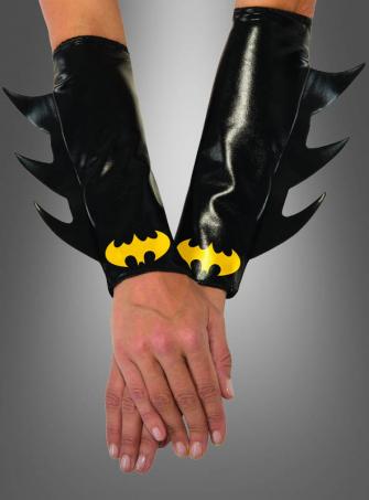 Batgirl Armstulpen