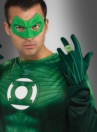 Green Lantern Adult  Ring