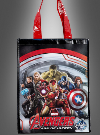 Avengers Marvel Trick-or-Treat Bag
