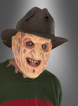 Deluxe Freddy Krueger foam latex mask