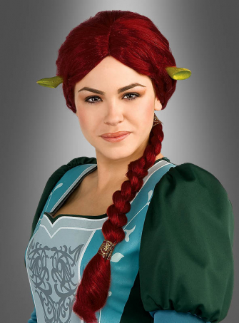 Princess Fiona Wig
