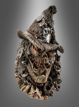 Vogelscheuche übergroße Kreatur Latex Maske
