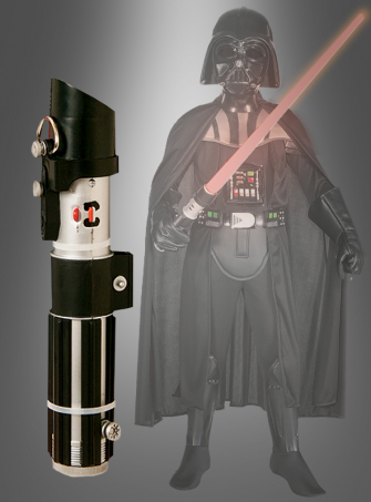 Star Wars Darth Vader Lichtschwert rot