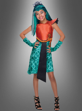 Nefera de Nile Costume Child