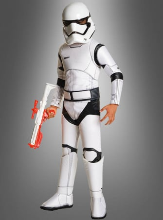 Stormtrooper First Order Deluxe Child
