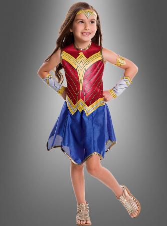 Wonder Woman Children Costume