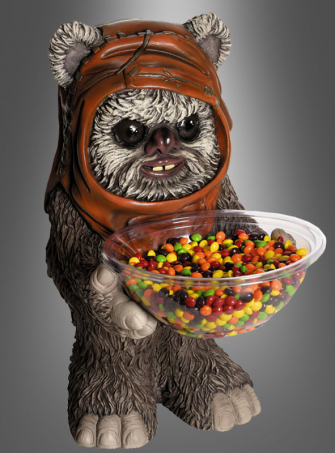 Ewok Candy Holder Bowl