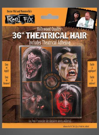 """Reel FX 36"""" Theatrical Hair Face Hair"""