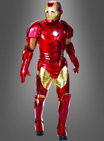 Iron Man Supreme Costume