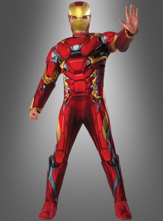 Iron Man Adult Civil War