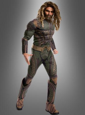 Aquaman Costume for Men Justice League