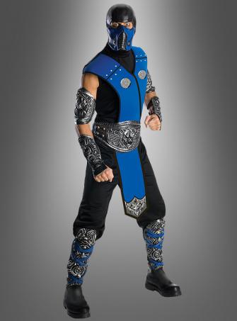 Mortal Kombat Costume Sub-Zero