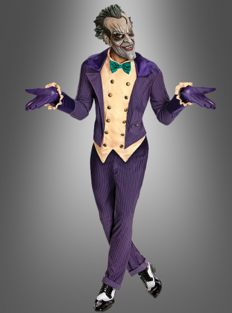 Joker Arkham City Costume