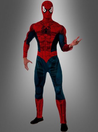 Spider-Man Deluxe Jumpsuit