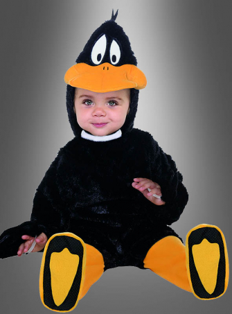 Daffy Duck Babykostüm