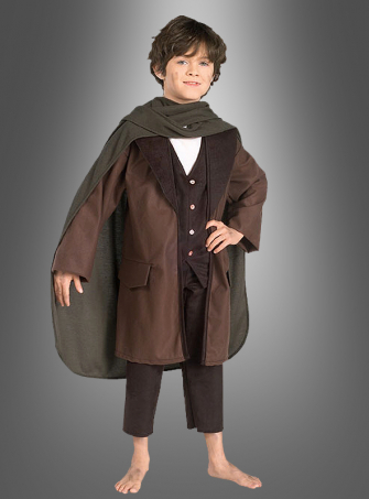 The Lord of the Rings Child Frodo Costume