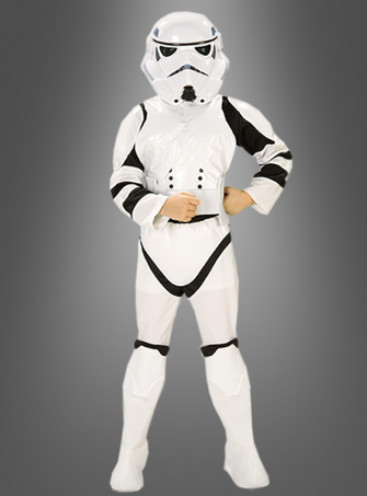 STAR WARS Child Stormtrooper children costume