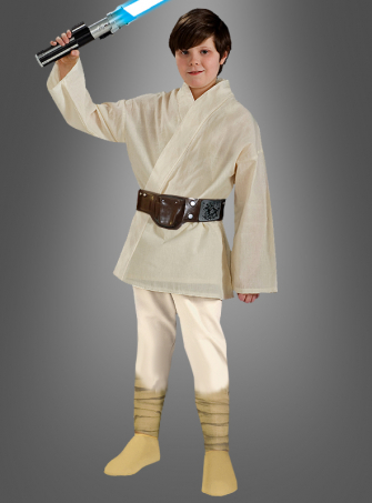 Deluxe Luke Skywalker Star Wars Kinderkostüm